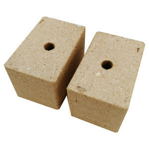 High Quality Wood Pallet Block Compressed Wooden Block For Chip Block