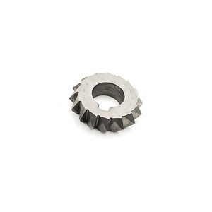 Hot sale Tungsten steel double angle milling cutter for Engineering Physics Measurement Instrument