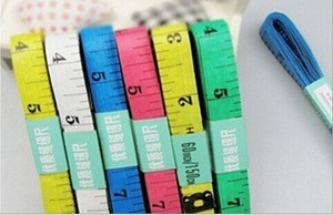 Hot Sell Soft Polyester Tailor Measuring Ruler Sewing Massing Amount Of Clothing Foot Measure The Amount