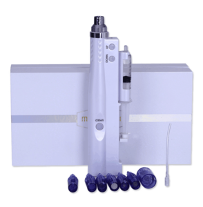 Hot seller multi shot hyaluronic acid device/ water meso therapy gun/ no needle hyaluronic pen for anti wrinkle