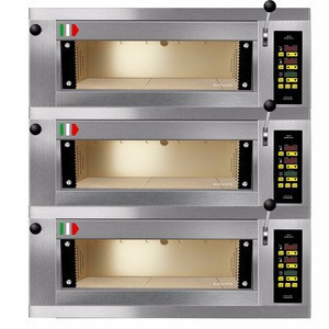 Industrial Commercial Single Electric Bread Bakery High Temperature Deck Oven