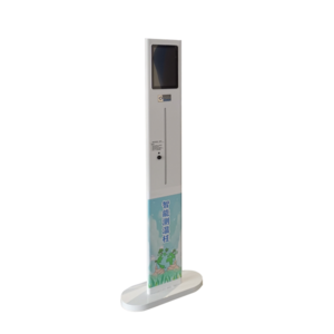 JSD750 Gate Temperature measuring device in public place electronic advertisement machine advertising player