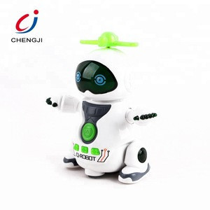 Kids smart intelligent programmable electric universal toy robot with high quality