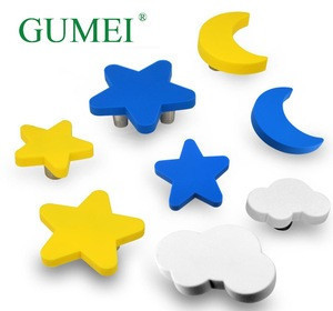Made in China Childrens furniture Handle and Knobs  GM-A061 Colourful