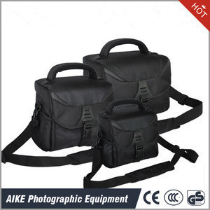 Made in China Three size camera assistant bag, outdoor travel waterproof DLSR Single Shoulder camera bag