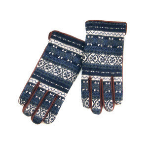 Men and women all refer to autumn and winter sports thick warm riding gloves