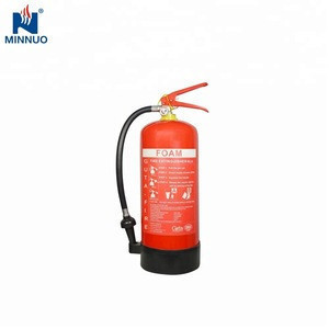 MN 2kg portable mini powder fire extinguishers
