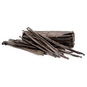 Natural Dried Madagascar Vanilla Beans