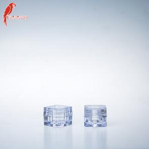 New arrival CBD Isolate bottle resistance cap glass jar