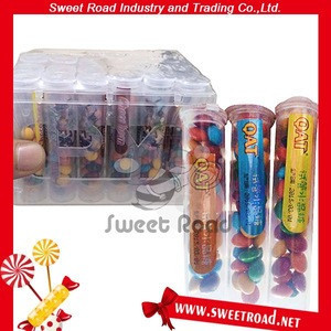 New Products! Mini Colorful Chocolate Beans Confectionery Snacks