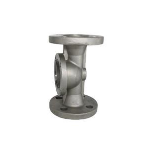 OEM custom stainless steel valve body