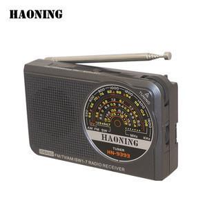 OEM/ODM Portable Pocket Home AM FM SW 1-7 Radio