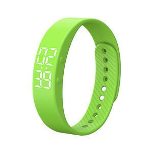 T5S Sport Calories 3D Pedometer LED Smart Wristband Watch Bracelet fitness bracelet For Prodmotion Gifts