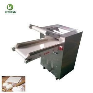 Tabletop dough sheeter/used dough press bakery equipment/tortilla dough press machine