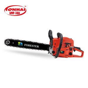 TONGHAI brand 2-stroke Chain saw 5200 Petrol zenoah chainsaw parts