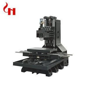 Universal vertical turret milling machine
