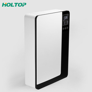 Wall mounted home air heat recuperator manufacturer from China