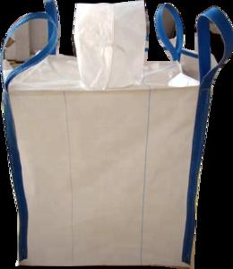 White ton bag pp woven bag for corn,grain,flour,rice,fertilizer,feed,sand,sugar
