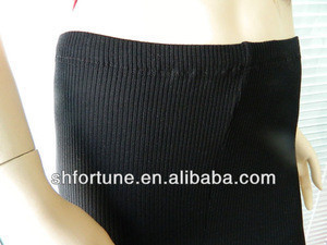 Women sexy long tight pants fabrics with lace