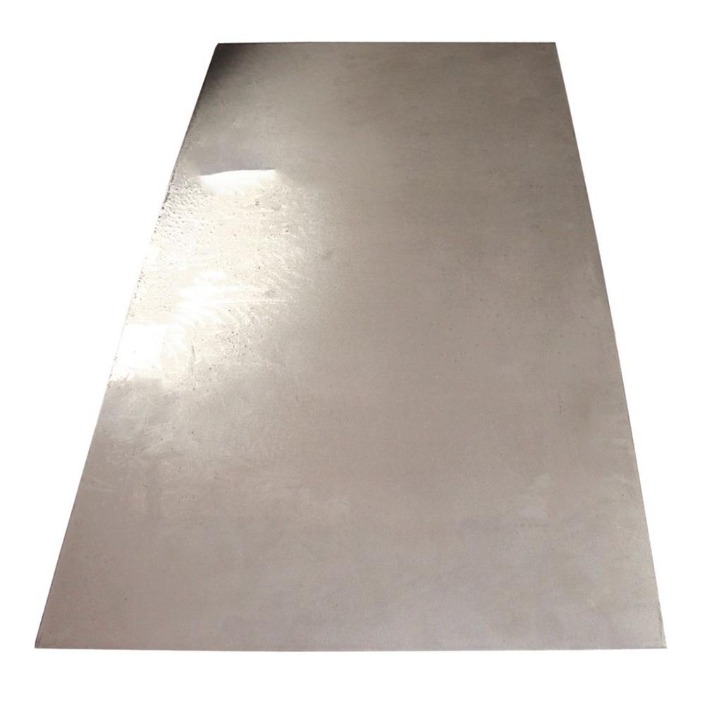 Galvanized steel sheet / plate