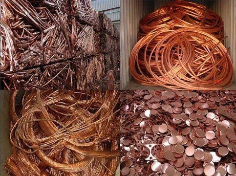 99.99 purity Copper Wire Scrap