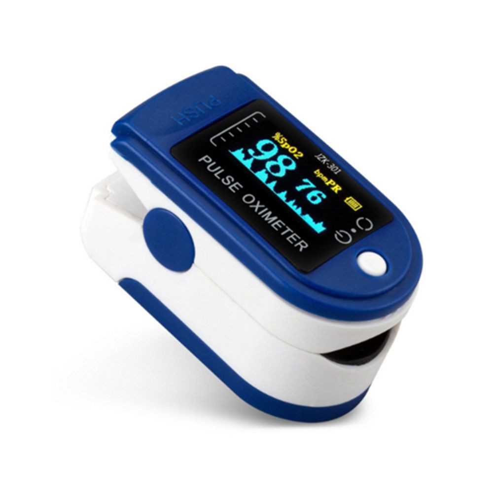 Fingertip oximeter finger pinch saturation pulse monitor finger heart rate meter pulse oximeter portable oxygen sensor oximeter fingertip pulse measurement
