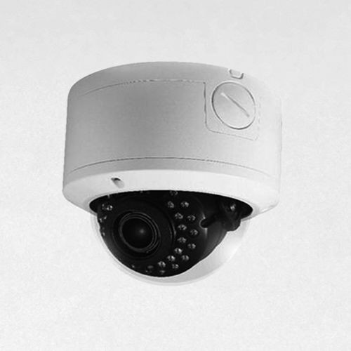 2.0MP HD POE IP Dome Camera with 2.8-12mm Varifocal Lens