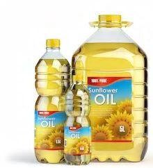 Sunflower Oils Refined