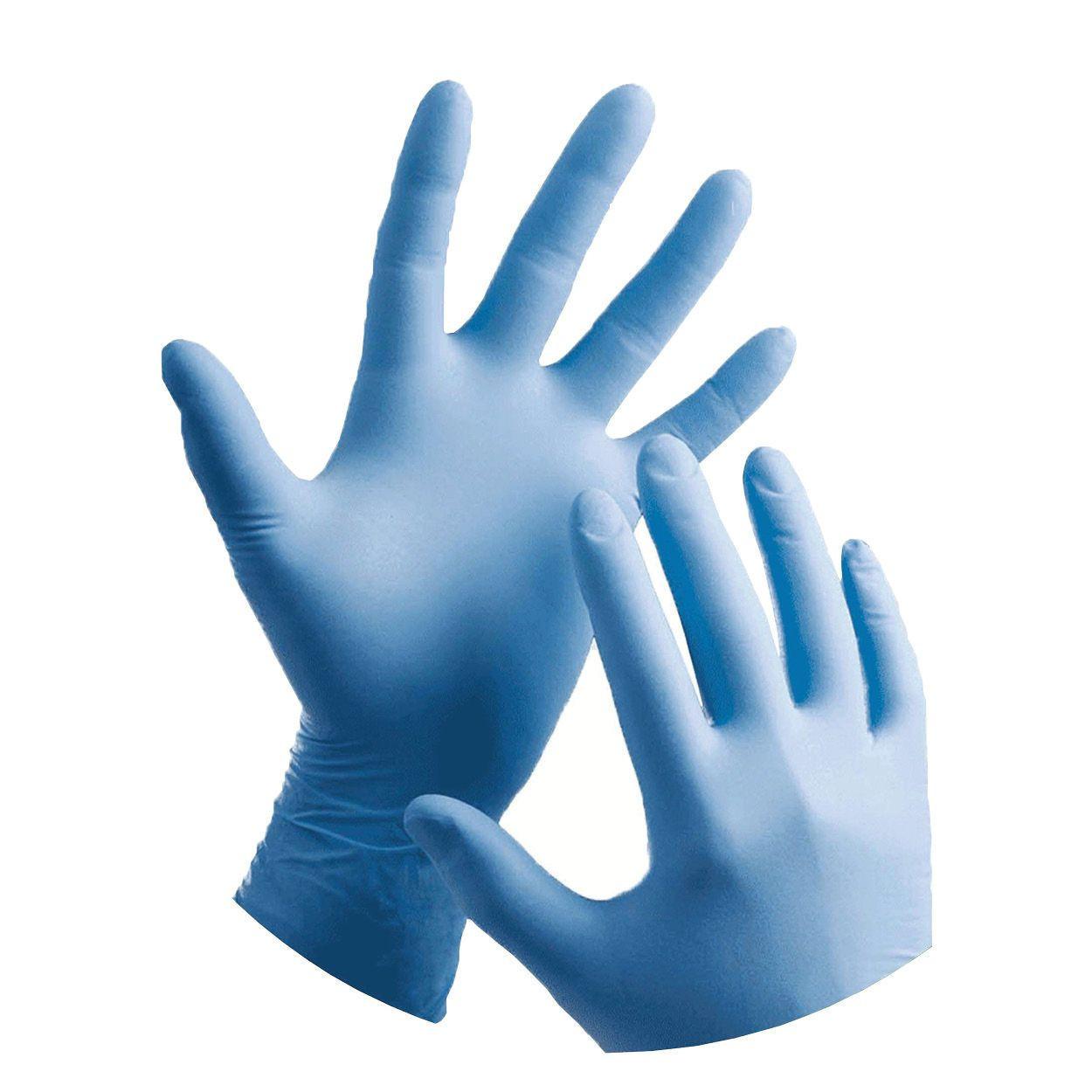 Cranberry 300 Powder Free Nitrile Examination Gloves