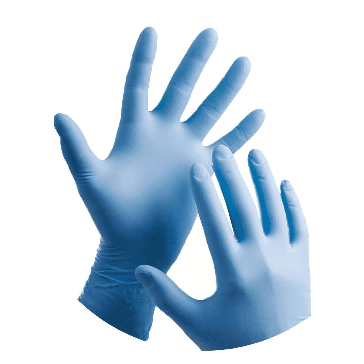 Cranberry 300 Powder Free Nitrile Examination Gloves