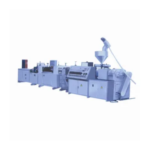 Wave Tile Extrusion Line