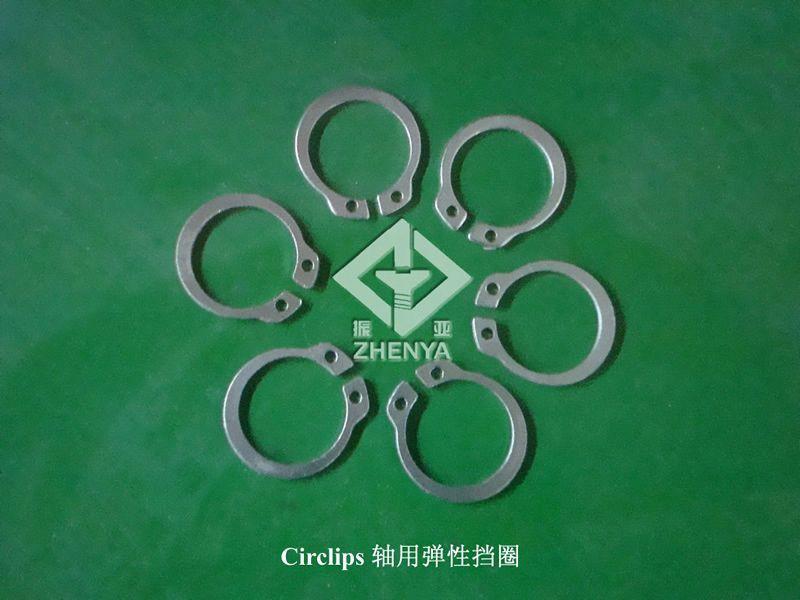 Steel External Retaining Ring
