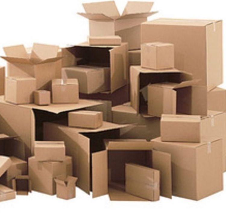 ALL KIND OF CORRUGATED BOXES AVAILABLE