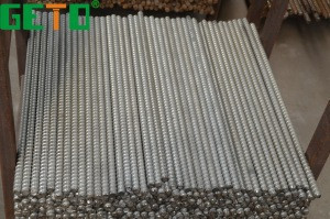 12/14/16/17/18 /21/22/23mm  wall tie and tie nuts for building construction formwork tie rod