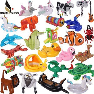 18 years! Professional inflatable products manufacturer for all kinds of inflatable pool beach sea lake animal toys SXXXTOP01