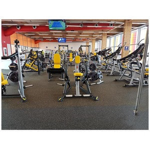 2020 Wholesale Recycled Rubber Fitness Flooring
