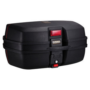 45L Hot sale high quality Factory direct sale motorcycle trunk/motorcycle big volume rear tail box/motorcycle top box