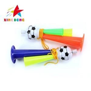 Cheap Trupmet SportBall Fans Cheer Horn Plastic Trumpet for Football Fan