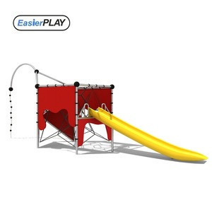 China OEM Supplier Customized Playground Slides Sets Children Playground