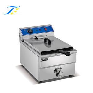 Commercial Deep Chips Fryer For Sale