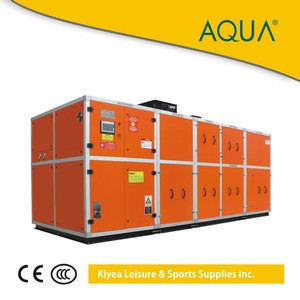 Commercial Swimming pool dehumidifier with air moisture absorber dehumidify unit