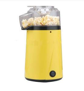 electric fat free pop corn popper popcorn maker machine