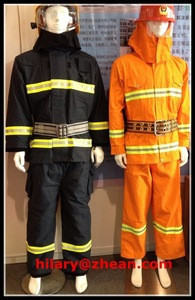 Fire Fighting Clothing/Fire Rescue Suit/Fireman Clothing
