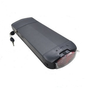 Free shipping electric bike battery 36v 13ah 14ah 15ah 16ah 17ah ebike rear rack battery with luggage rack for city bike