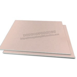 General PCB Board Single Sided Double Sided FR4 Copper Clad Laminate Sheet Plate