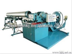 HJ1602B-spiral tube making machine