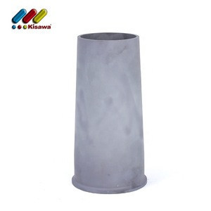 Industrial kiln high quality silicon carbide refractory burner tube bushing
