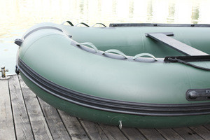 Inflatable racing boat for sale
