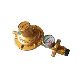 LPG low pressure gas regulator