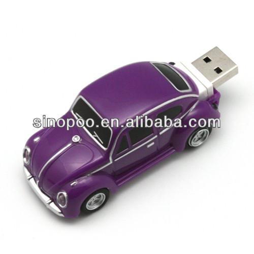 Mini bus shape usb pendrive, VW Beetle USB flash drive 1/2/4/8GB